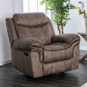 Furniture of America Celia Reclining Chair