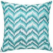 Enchante Ayers Embroidered 18 x 18 in. Pillow