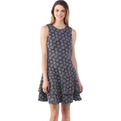 Michael Kors Double Tier Dress