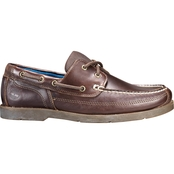 Timberland Men's Piper Cove Boat Shoes Brown