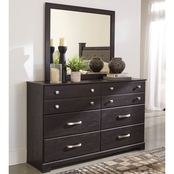 Signature Design by Ashley Reylow Dresser and Mirror Set