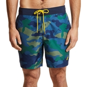Nautica Camo Swim Shorts
