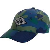 Nautica Camo and Anchor Baseball Cap