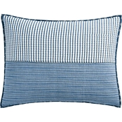 Martha Stewart Collection Nautical Stripe Standard Sham