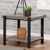 Furniture of America Huckleberry End Table