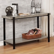 Furniture of America Huckleberry Sofa Table