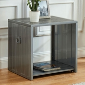 Furniture of America Menan End Table