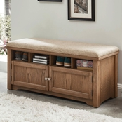 Gwendolyn storage Bench