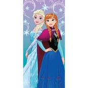 Jay Franco and Sons Frozen Swirl Beach Towel