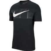 Nike Dri Fit Cotton Slub 1 Training Tee