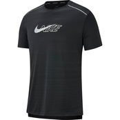 Nike Dri Fit Miler Flash Top