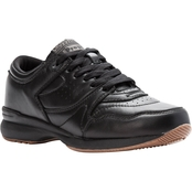 Propet Women's Cross Walker LE A5500 Leather Lace Up Walking Shoes