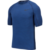Nike Pro Slim Novelty Short Sleeve Top