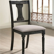 Furniture of America Muriel Side Chair