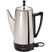Presto Stainless Steel Coffee Maker