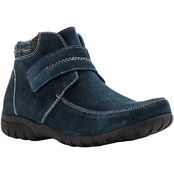 Propet Delaney Strap Casual Ankle Boots