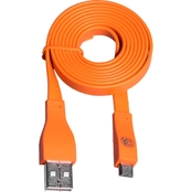 Symtek Micro USB Charge and Sync 3.2 ft. Flat Cable