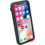 Catalyst Army Green Impact Case iPhone X