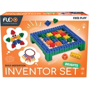 License 2 Play Flexo Free Play Inventor Set Brights Trampoline