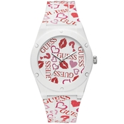 Guess Kitschy Logo Watch U0979L19