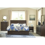 Signature Design by Ashley Darbry Storage Bed 4 pc. Set