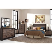 Harlinton Headboard 5pc Set KG