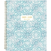 Blue Sky Ava 8.5 x 11 in. Planner, Academic Year 19/20