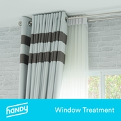 Handy Curtain Rail Hanging Service