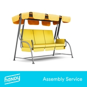 Handy Patio Furniture Assembly Service