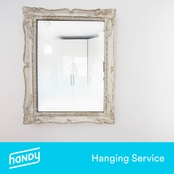 Handy Mirror Hanging Service, Up to 3