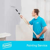 Handy Accent Wall Painting