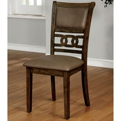 Furniture of America Holly Side Chair