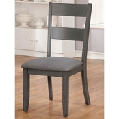 Furniture of America Juniper Side Chair