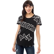 Armani Exchange All Over Graphic Tee