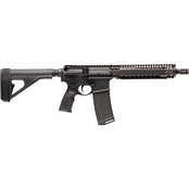 Daniel Defense MK18 556NATO 10.3 in. Barrel 32 Rds Pistol Black