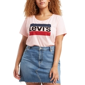 Levi's Plus Size Perfect Graphic Tee