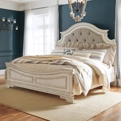 Signature Design by Ashley Realyn Panel Bed