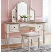 Signature Design by Ashley Realyn Vanity Set