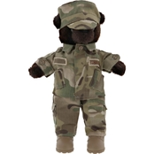 Bear Forces of America Air Force MCAM Miniature Plush Bear