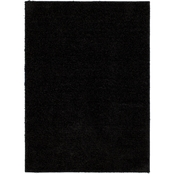 Mohawk Home Willow Creek Black Area Rug 1.8 x 2.10