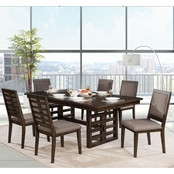 Furniture of America Ryegate Dining Table