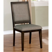 Furniture of America Ryegate Side Chair