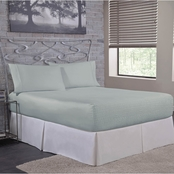 Bed Tite Absolutely Fitting 800 Thread Count Cotton Rich Sheet Set