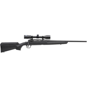 Savage Axis II XP Compact 243 Win 20 in. Barrel 4 Rnd Rifle Black Bushnell Scope