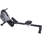 Sunny Health and Fitness Air Magnetic Rowing Machine