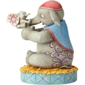 Jim Shore Disney Traditions Mother's Unconditional Love Dumbo & Mrs. Jumbo Figurine