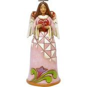 Jim Shore Heartwood Creek Mini Love Angel Figurine