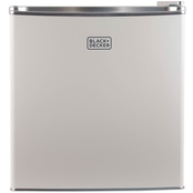 1.7 Cubic-ft Refrigerator/Freezer (White)