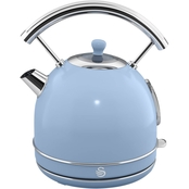 Salton Swan Retro Dome Kettle 1.7 Liters