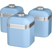 Salton Swan Retro Canisters